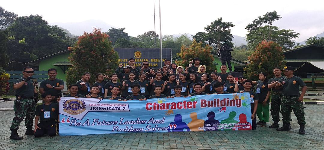 Character Building SMK Jayawisata 2